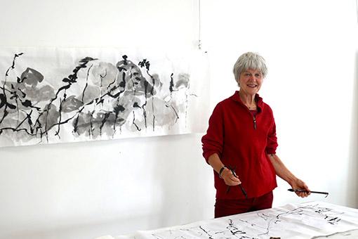 Portret Carien Engelhard